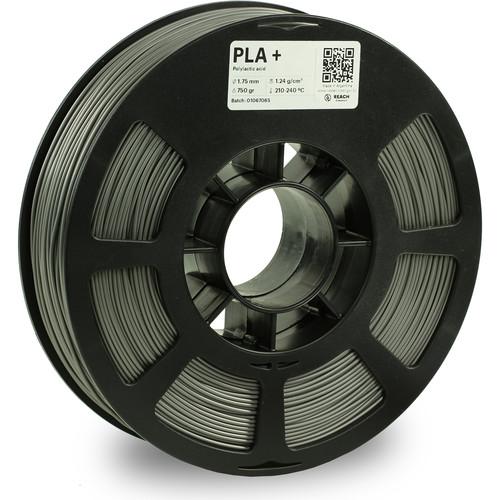 Kodak 1.75mm PLA+ Filament (750g, Gray)