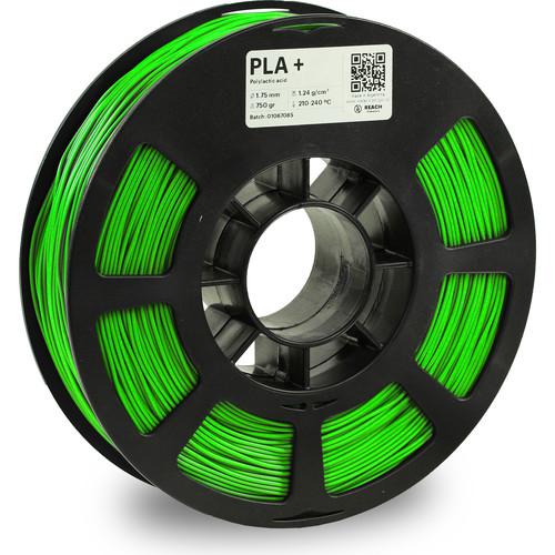 Kodak 1.75mm PLA+ Filament (750g, Light Green)