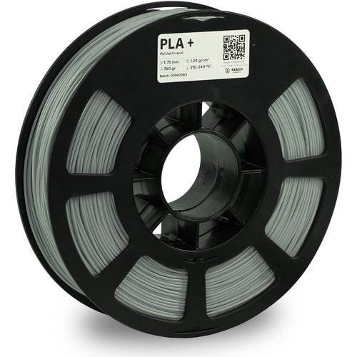 Kodak 1.75mm PLA+ Filament (750g, Light Gray)