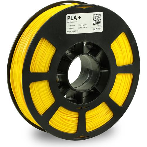 Kodak 1.75mm PLA+ Filament (750g, Light Yellow)