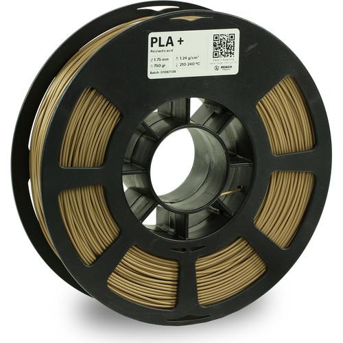 Kodak 1.75mm PLA+ Filament (750g, Bronze)