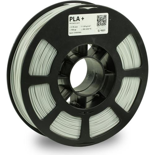 Kodak 1.75mm PLA+ Filament (750g, Silver)