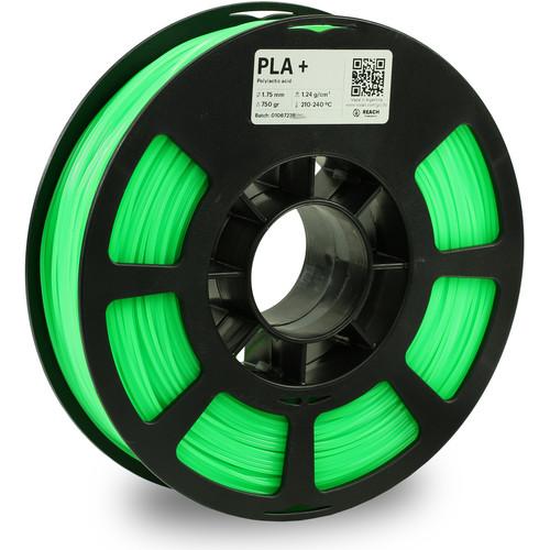 Kodak 1.75mm PLA+ Filament (750g, Neon Green)