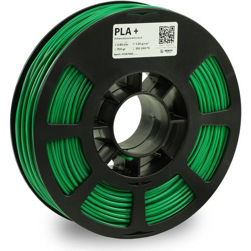 Kodak 2.85mm PLA+ Filament (750g, Green)