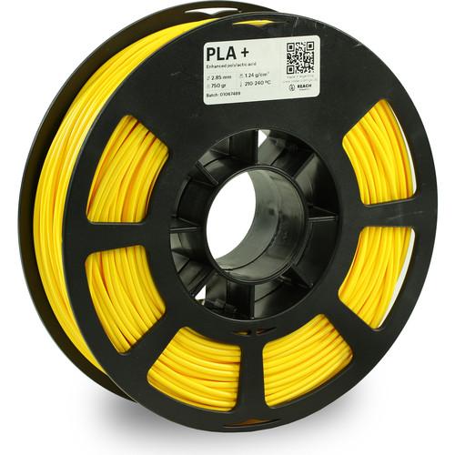 Kodak 2.85mm PLA+ Filament (750g, Light Yellow)