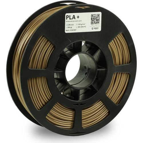 Kodak 2.85mm PLA+ Filament (750g, Bronze)