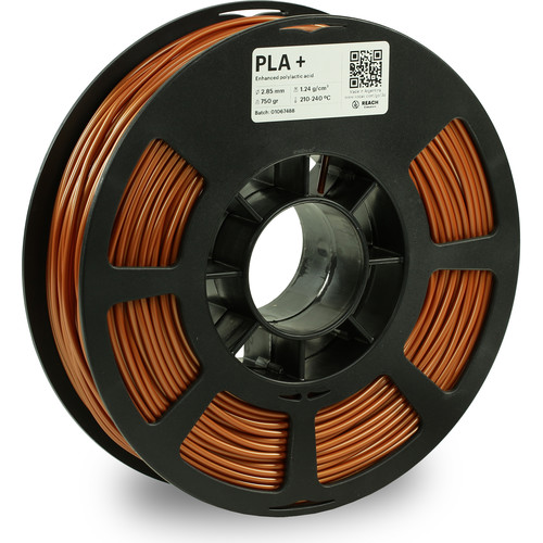 Kodak PLA Plus Filament 2.85mm (Copper)