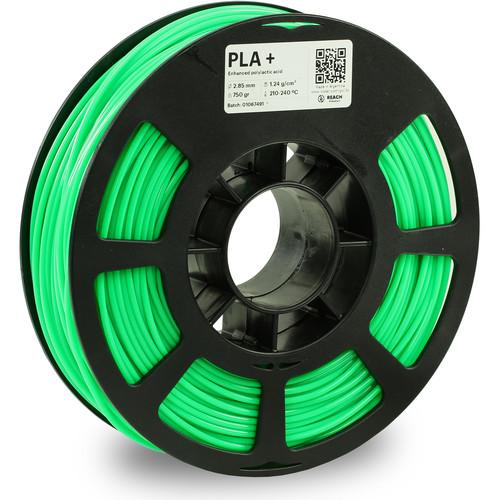 Kodak PLA Plus Filament 2.85mm (Neon Green)