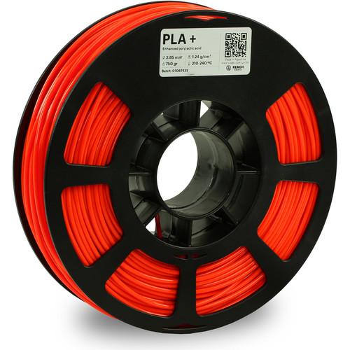Kodak 2.85mm PLA+ Filament (750g, Neon Orange)