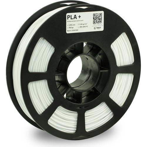 Kodak 2.85mm PLA+ Filament (750g, White)