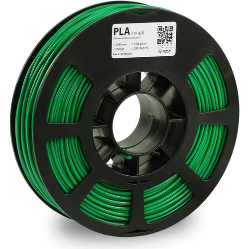 Kodak 2.85mm PLA Tough Filament (750g, Green)