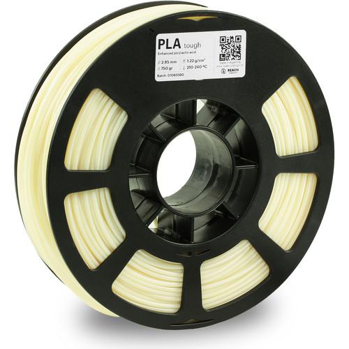 Kodak 2.85mm PLA Tough Filament (750g, Natural)