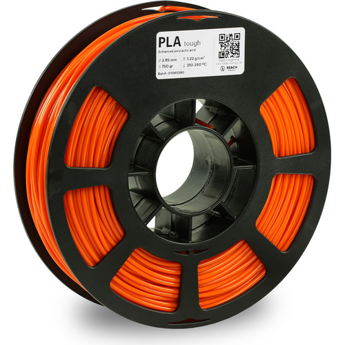 Kodak 2.85mm PLA Tough Filament (750g, Orange)