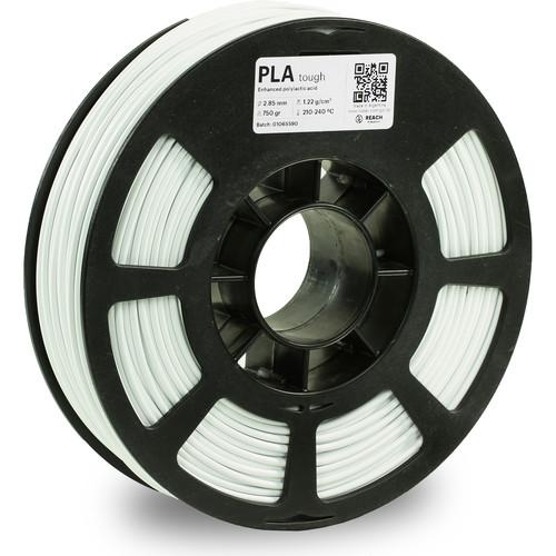 Kodak 2.85mm PLA Tough Filament (750g, White)