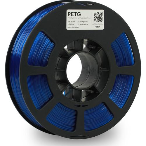 Kodak 1.75mm PETG Filament (750g, Translucent Blue)