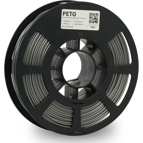 Kodak 2.85mm PETG Filament (750g, Gray)