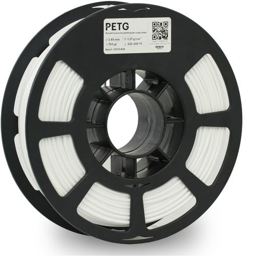 Kodak 2.85mm PETG Filament (750g, White)