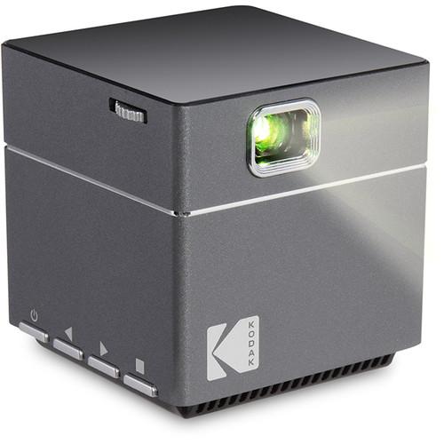Kodak RODPJC100W100-Lumen WVGA DLP Pocket Pico Projectorwith Wi-Fi