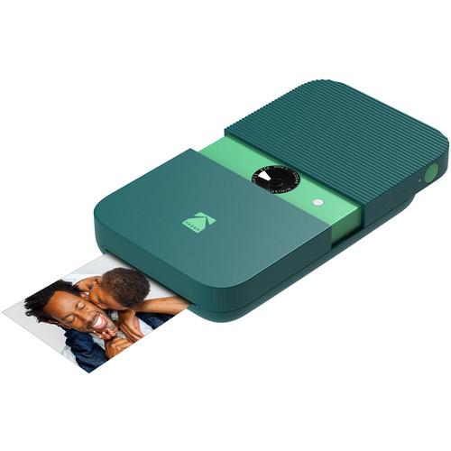 Kodak Smile Instant Print Digital Camera (Green)