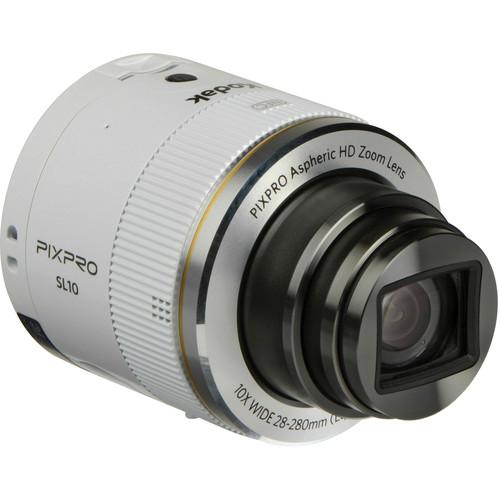 Kodak PIXPRO SL10 SMART LENS Digital Camera Module for Smartphones (White)
