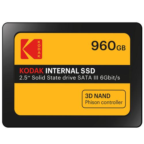 """Kodak 960GB X150 SATA III 2.5"""" Internal SSD"""