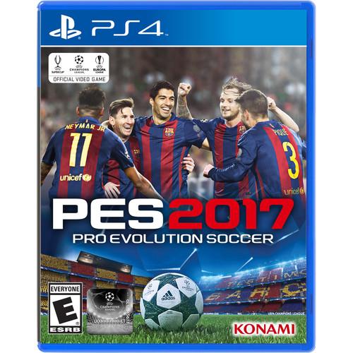 Konami Pro Evolution Soccer 2017 (PS4)