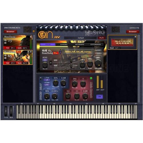 Kong Audio Bian Zhong Pro Virtual Instrument (Download)