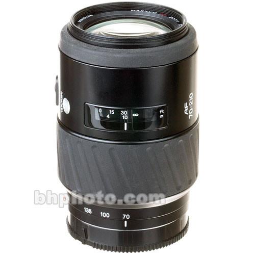 Konica Minolta (Minolta) Zoom Telephoto 70-210mm f/3.5-4.5 Maxxum Autofocus Lens