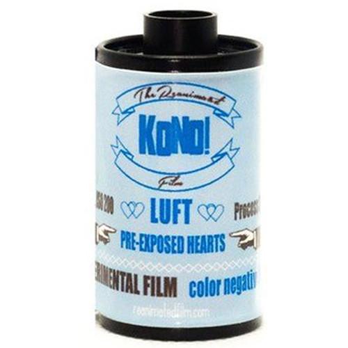 KONO LUFT 200 Color Negative Film (35mm Roll Film, 24 Exposures)