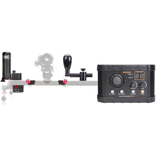 "Konova Basic Pan-Tilt Controller Bundle B for 23.6"" K1, K2, and K3 Sliders"