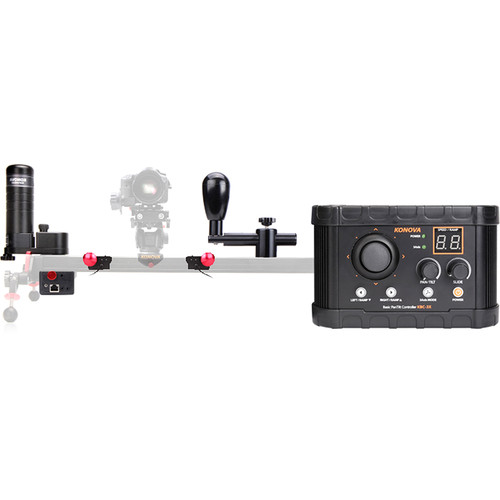 "Konova Basic Pan-Tilt Controller Bundle B for 31.5"" K7 Slider"