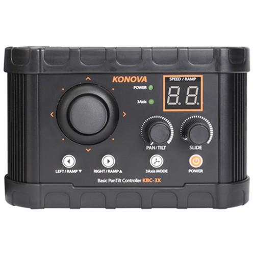 Konova Basic Pan-Tilt Controller
