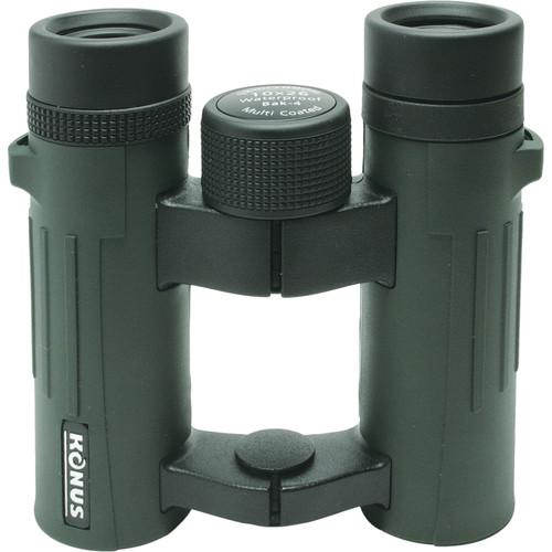 Konus SUPREME-2 10x26 Binocular (Green)