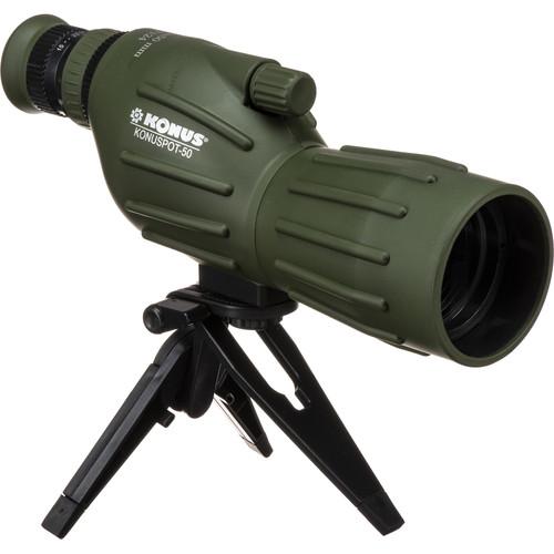 Konus 15-40x50 KONUSPOT-50 Spotting Scope (Clamshell Packaging)