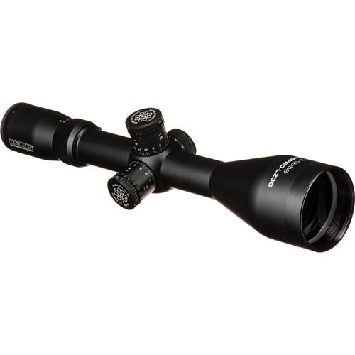 Konus 3-12x56 KonusPro LZ30 Riflescope (30/30 Illuminated Reticle, Matte Black)