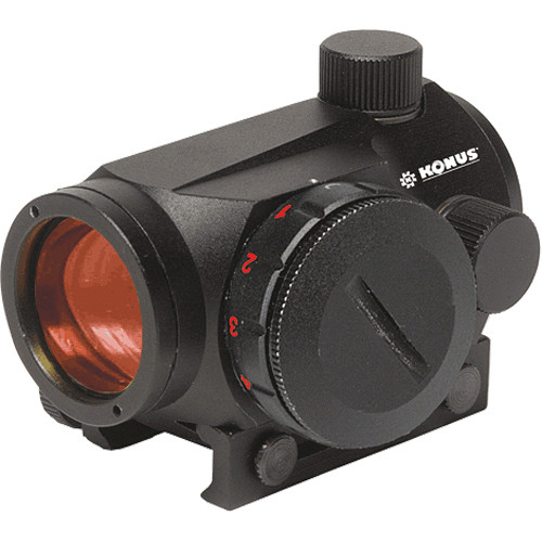 Konus 1x20 SightPro Atomic 2 Dot Sight (Red/Green)