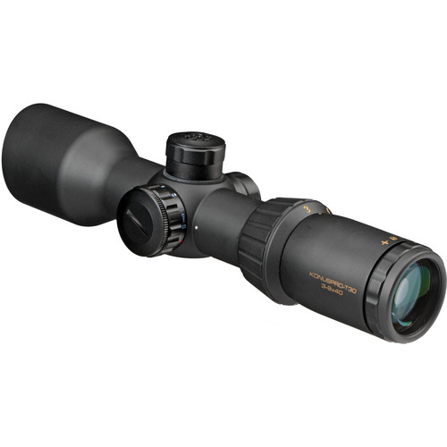 Konus 3-9x40 T30 Riflescope (Illuminated Red-Blue Dot Reticle)