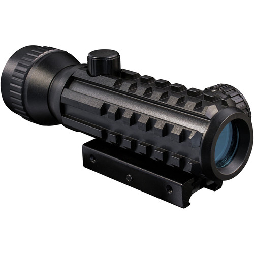Konus Sight-Pro 1-2x30 Red Dot Sight (4 MOA Red Dot Illuminated Reticle)