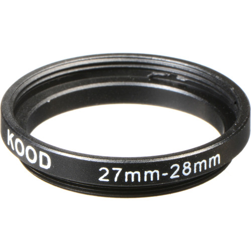 Kood 27-28mm Step-Up Ring