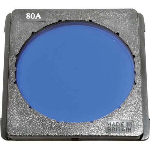 Kood 67mm Blue 80A Filter for Cokin A/Snap!