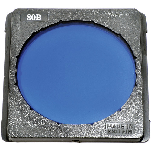 Kood 67mm Blue 80B Filter for Cokin A/Snap!