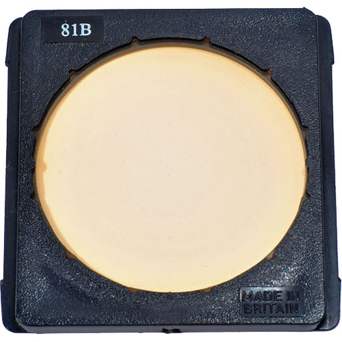 Kood 67mm Amber 81B Filter for Cokin A/Snap!