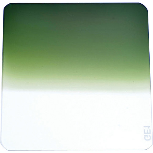 Kood A Series Soft-Edge Graduated Light Green 0.3 Filter (1-Stop)