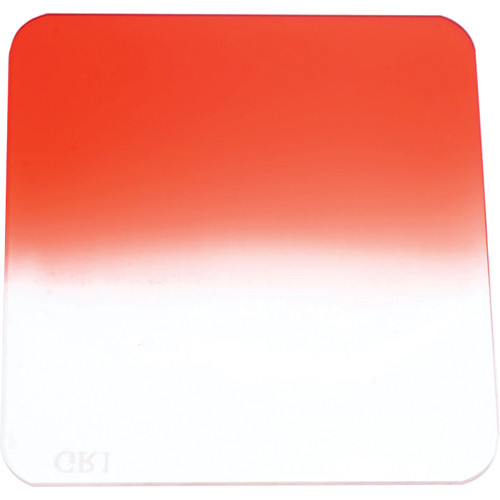 Kood A Series Soft-Edge Graduated Light Red 0.3 Filter (1-Stop)