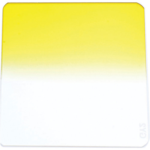 Kood A Series Soft-Edge Graduated Dark Yellow 0.6 Filter (2-Stop)