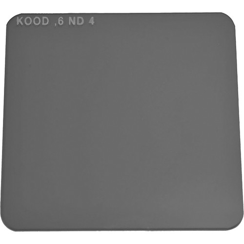 Kood A Series Neutral Density 0.6 Filter (2-Stop)