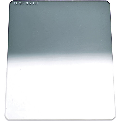 Kood P Series Hard-Edge Graduated Neutral Density 0.3 Filter (1-Stop)