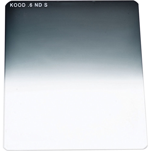 Kood P Series Soft-Edge Graduated Neutral Density 0.6 Filter (2-Stop)