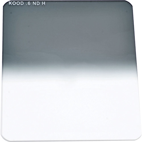 Kood P Series Hard-Edge Graduated Neutral Density 0.6 Filter (2-Stop)