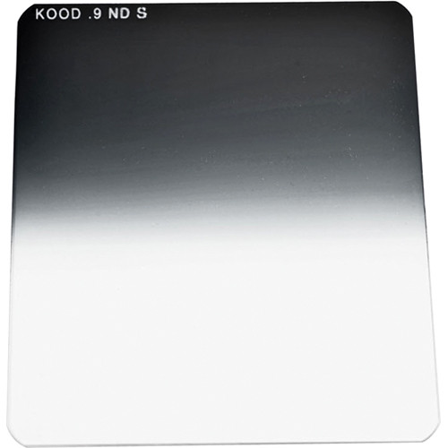 Kood P Series Soft-Edge Graduated Neutral Density 0.9 Filter (3-Stop)